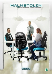 Malmstolen - The backbone of Swedish ergonomics
