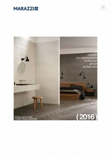 Marazzi Collection Book